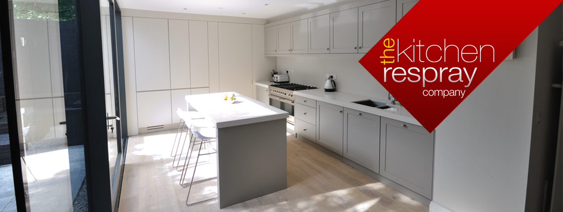 The Kitchen Respray Company | Residential & Commericial Kitchen Respray Refurbishment Specialists in Greater Manchester